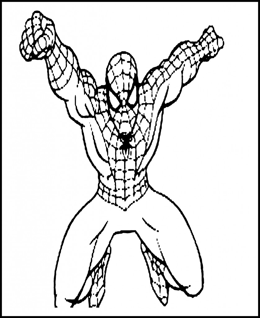 spiderman to