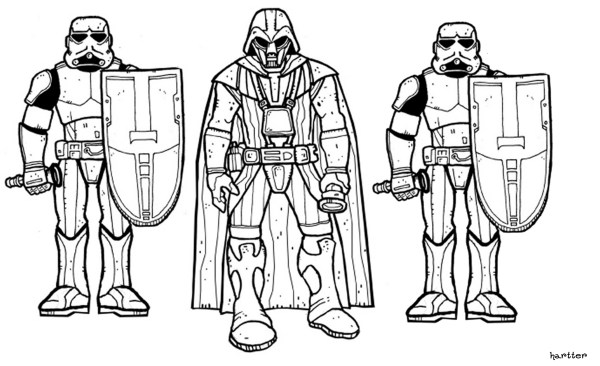 star wars clone wars coloring pages # 11