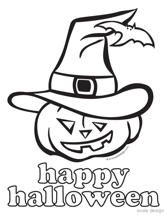 happy halloween coloring pages free coloring halloween pages