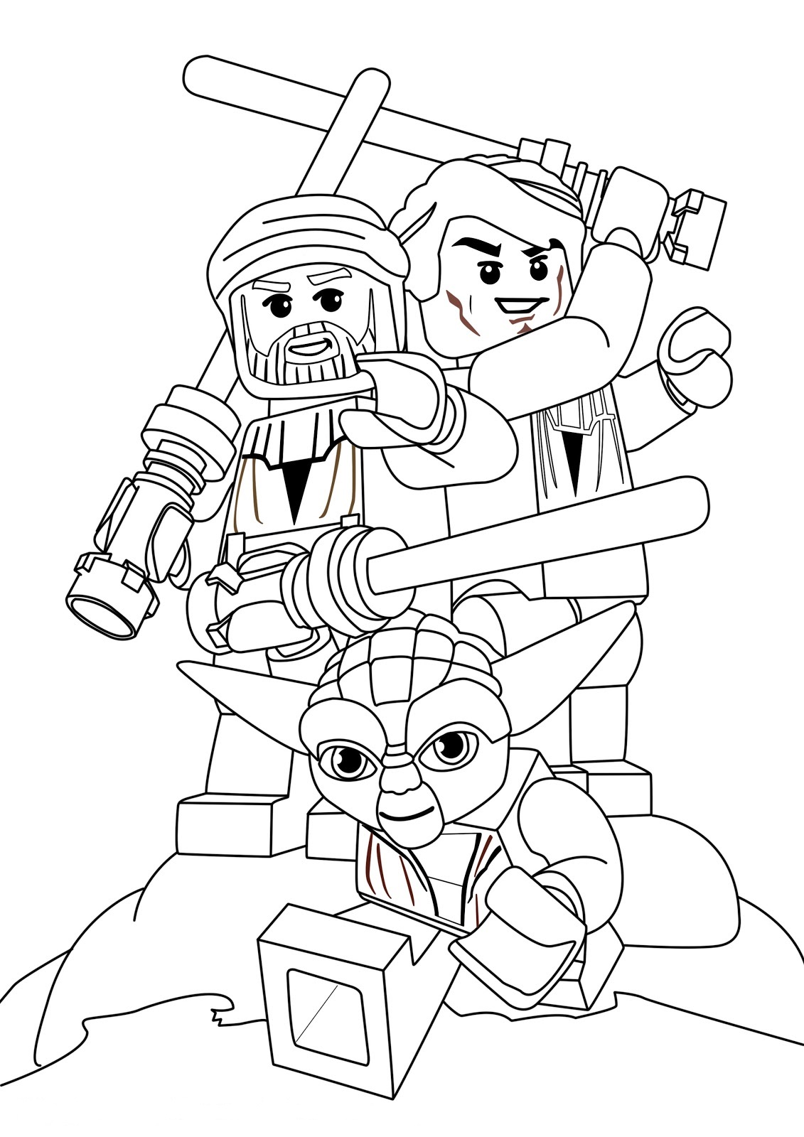 Ab Coloring Pages Fortnite