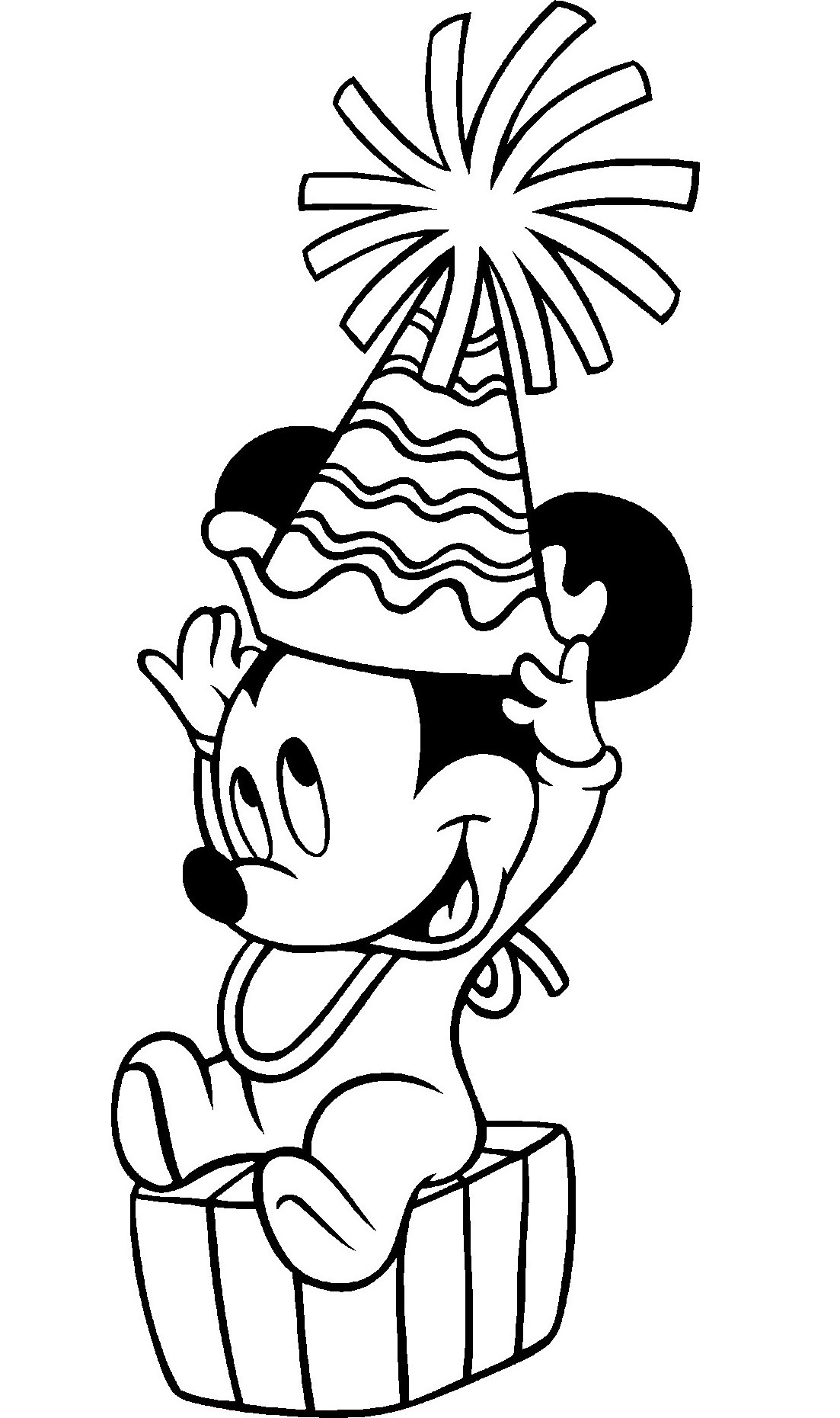 Images About Mickey Mouse Amp Friends Colouring Pages