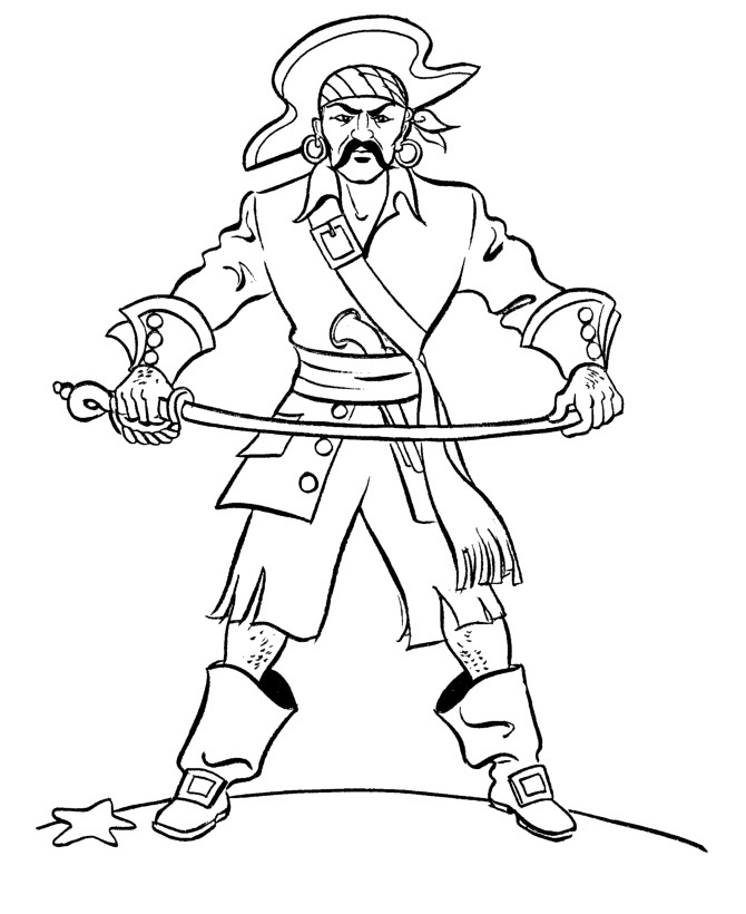 pirate coloring pages free coloring pages printable