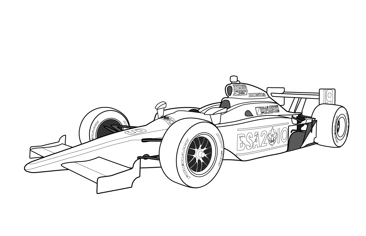 racing car coloring pages aaldtk