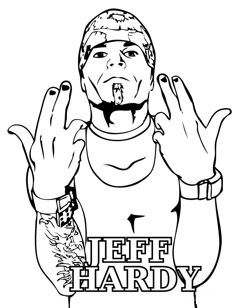 john cena coloring pages 2013 wwe coloring pages for kids