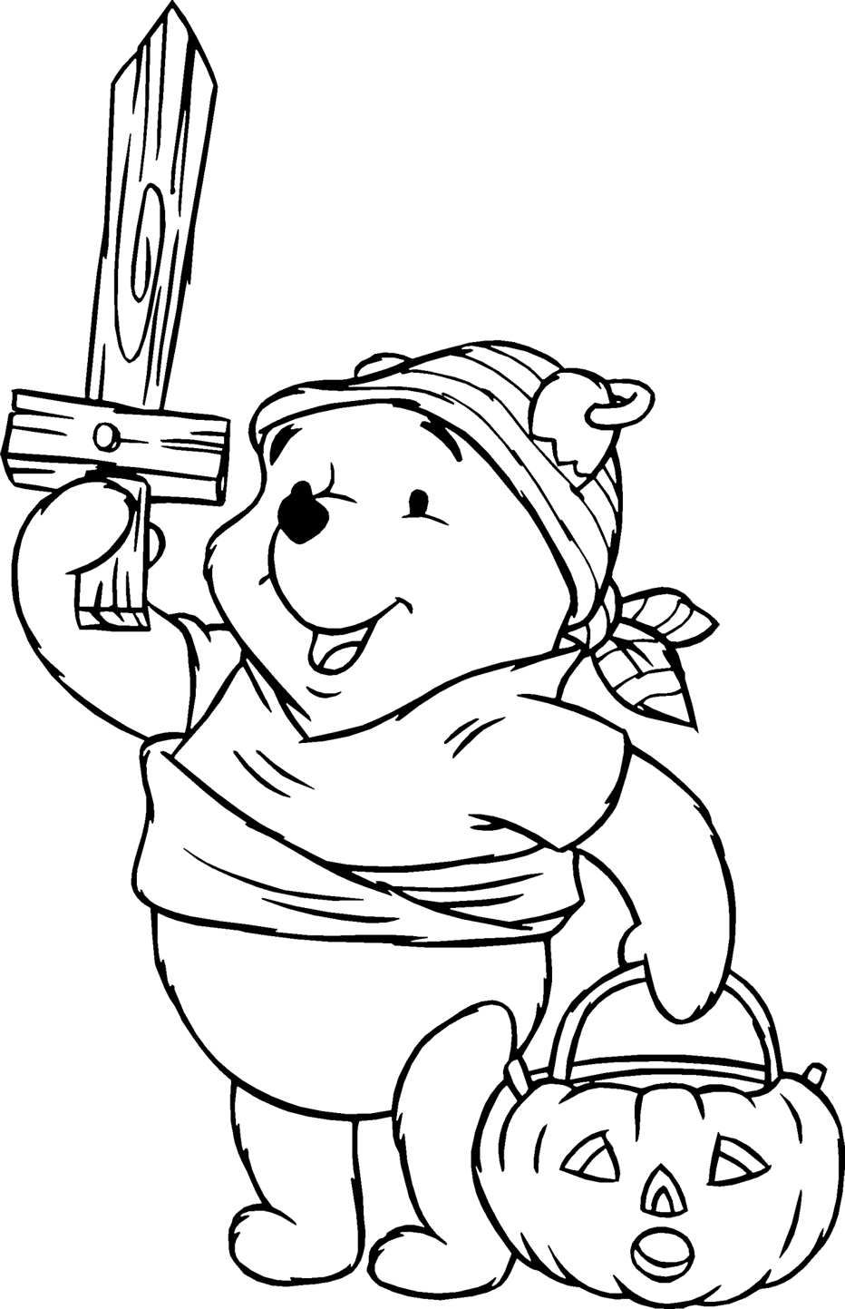 - Coloring Pages Winnie The Pooh. Free Printable Winnie The Pooh