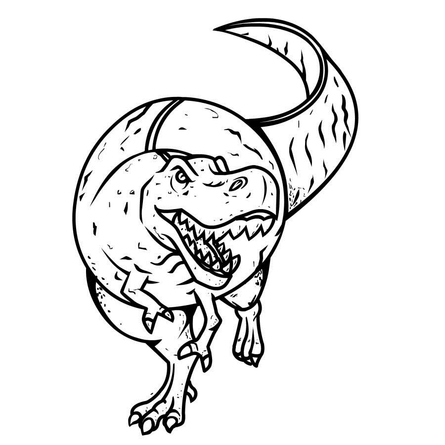 dinosaur coloring pages cute dinosaur coloring pages