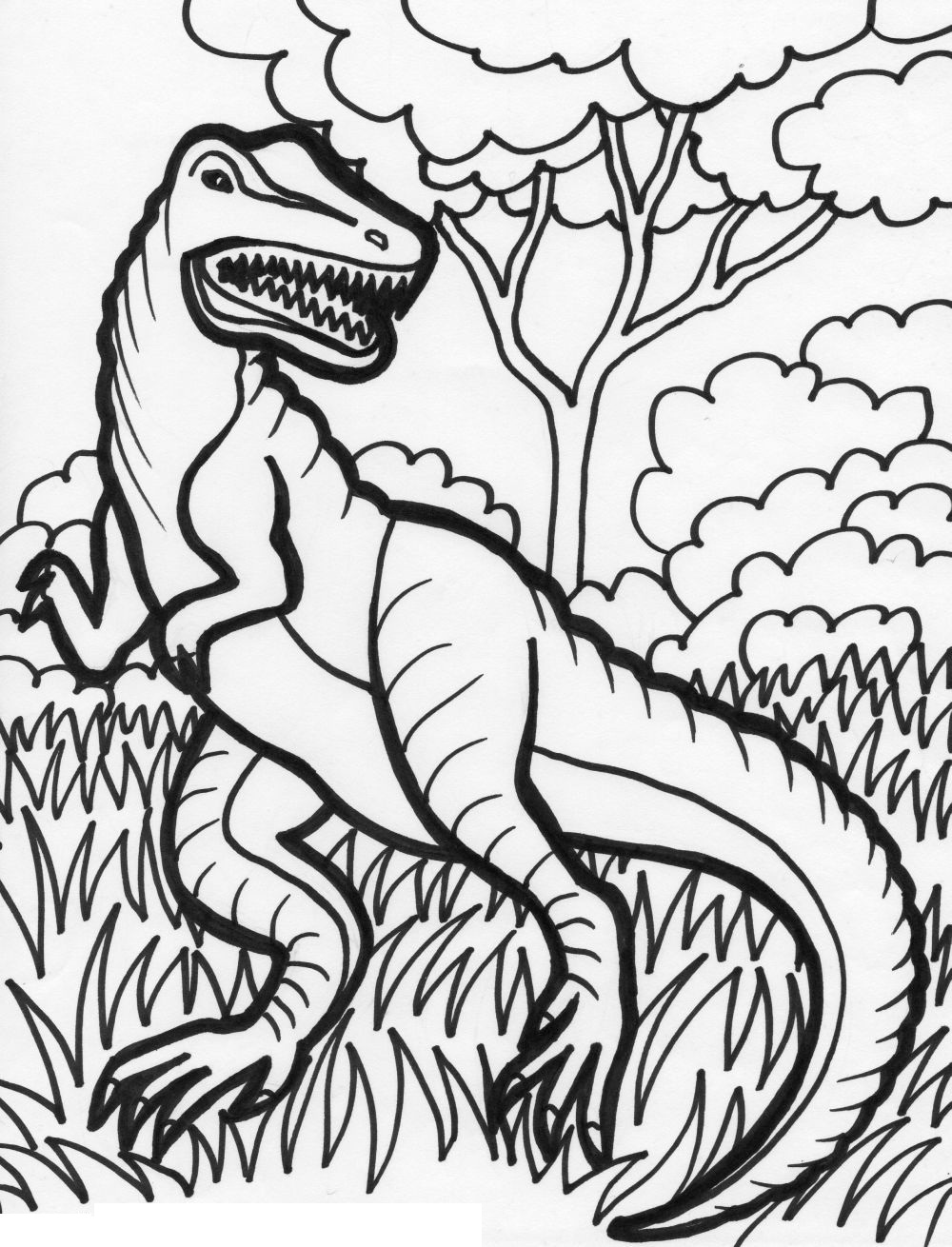 cartoon dinosaur coloring pages 166 free printable coloring pages