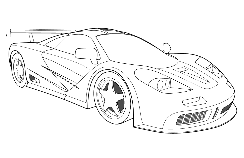 free bugatti for kids