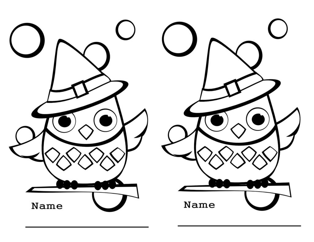 Free Printable Kindergarten Coloring Pages For Kids