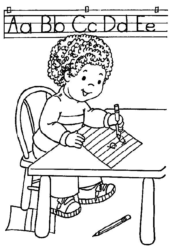 Free Printable Kindergarten Coloring Pages For Kids | printable coloring worksheets for kindergarten