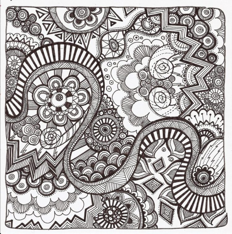 free adult coloring pages, free printable zentangle coloring pages for adults