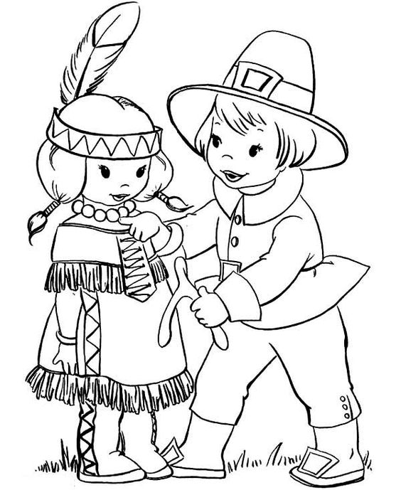 Free Printable Pilgrim Coloring Pages For Kids Best Coloring Pages For Kids