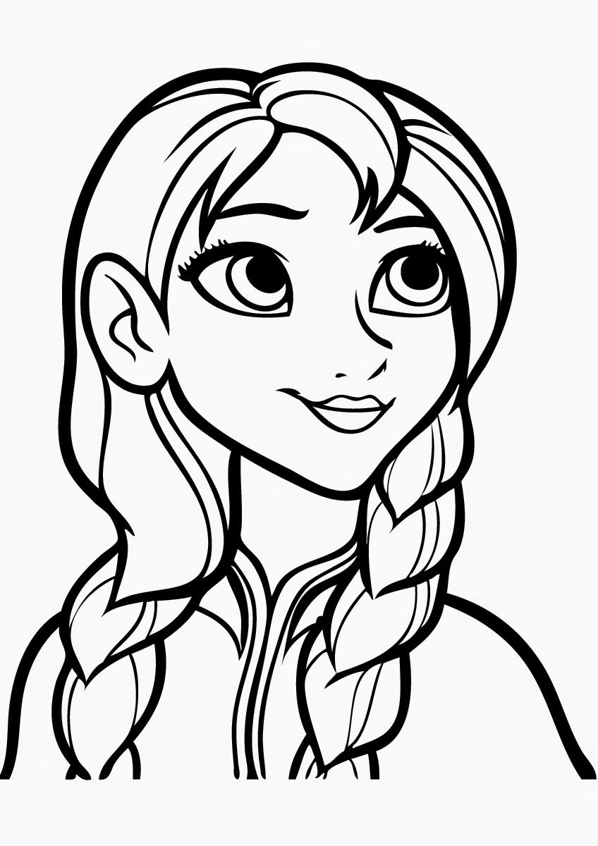 Free Coloring Pages Download Printable Frozen For Kids Best Of