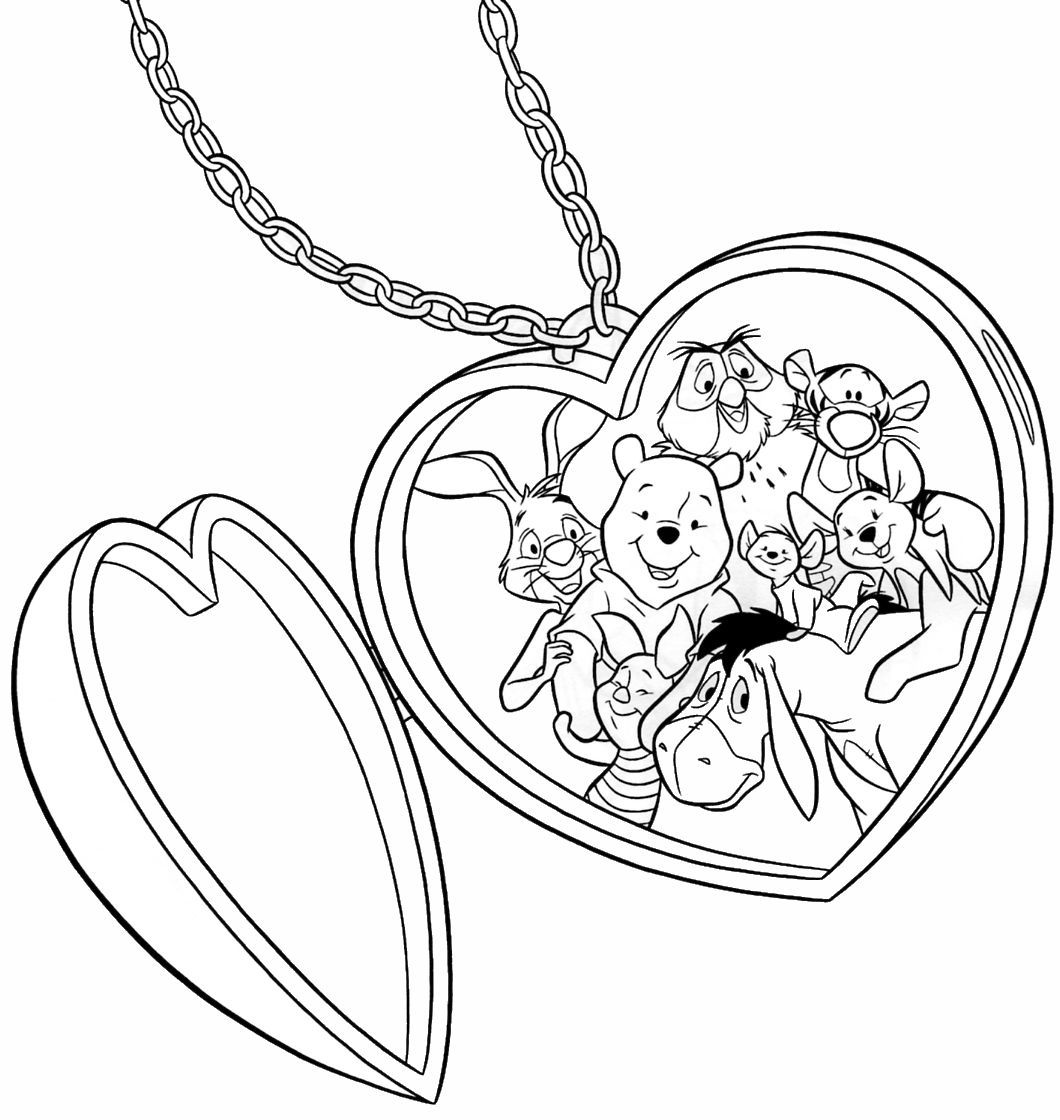 Tigger Coloring Pages