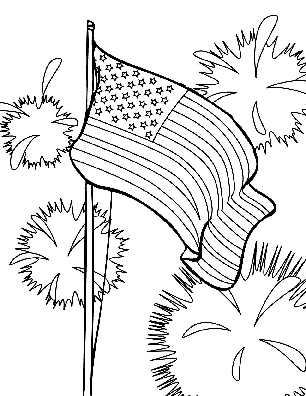 4th Of July Clipart