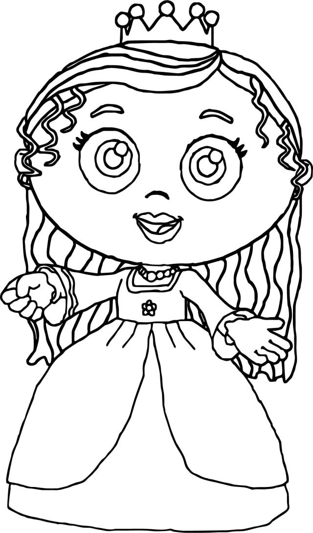 Super Why Coloring Pages - Best Coloring Pages For Kids