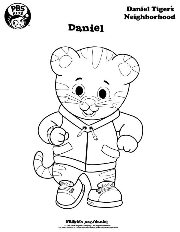 daniel coloring pages # 27