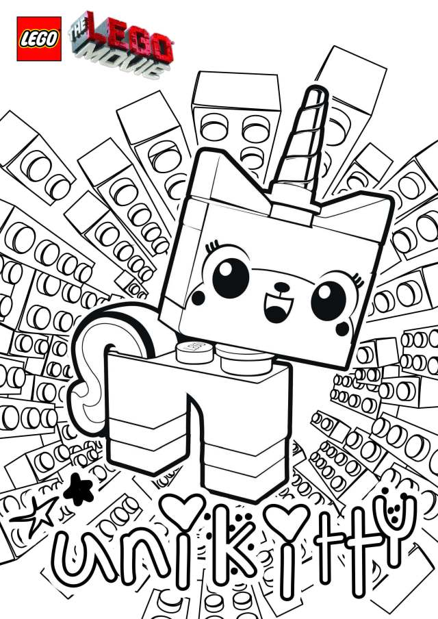 Lego Coloring Pages - Best Coloring Pages For Kids