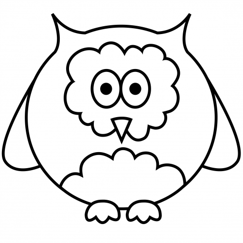 Easy Coloring Pages - Best Coloring Pages For Kids | free printable coloring pages easy