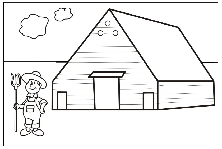 farm coloring pages  best coloring pages for kids