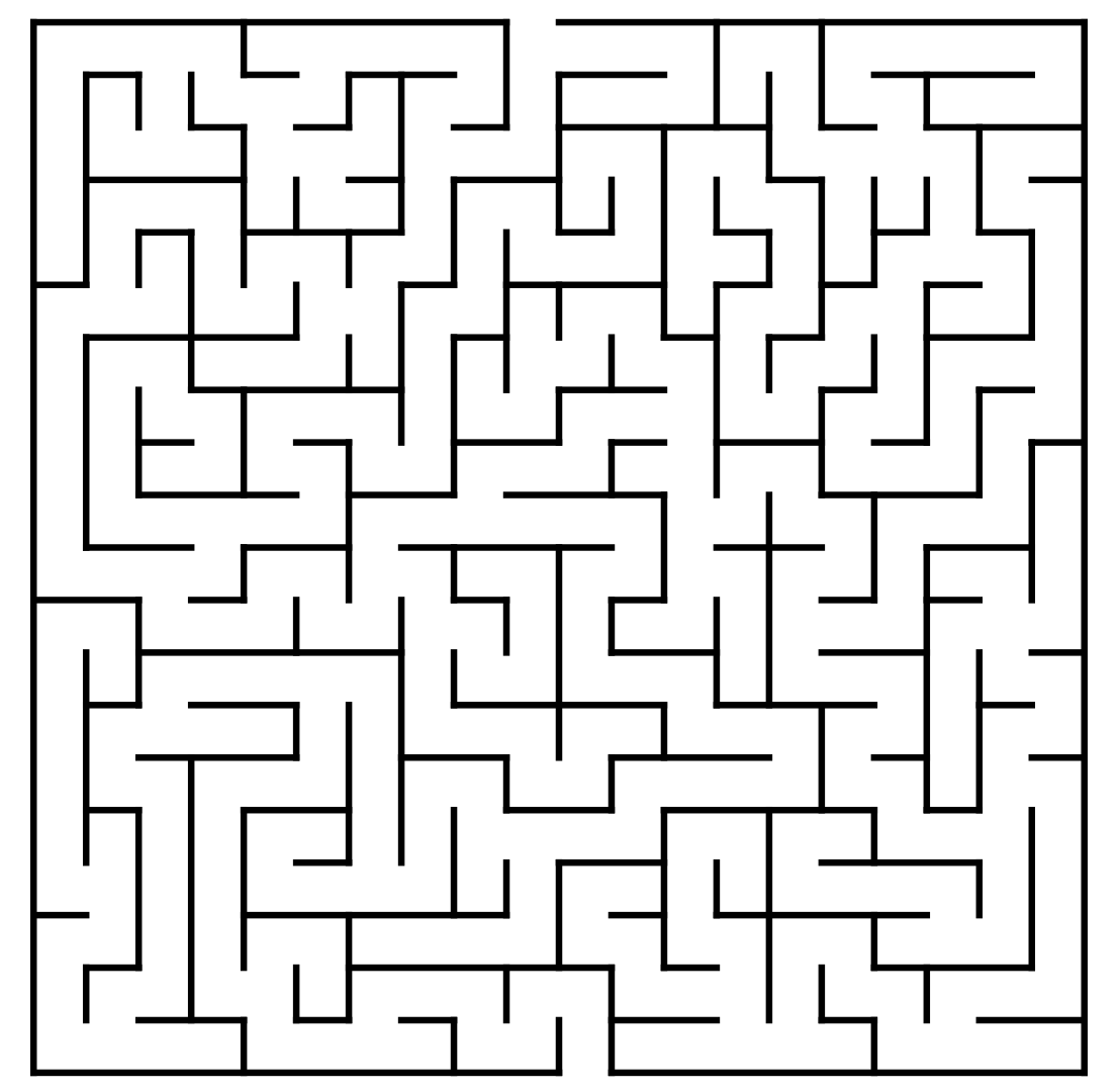 Printable Mazes