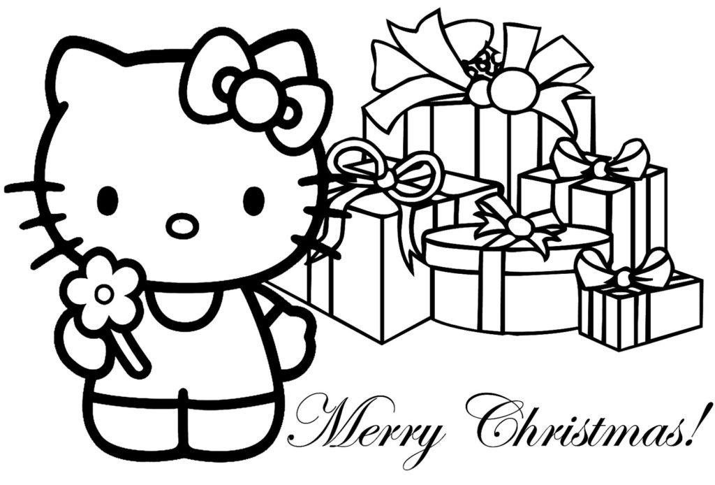 Christmas Coloring Pages for Preschoolers - Best Coloring ...   christmas coloring pages for preschoolers