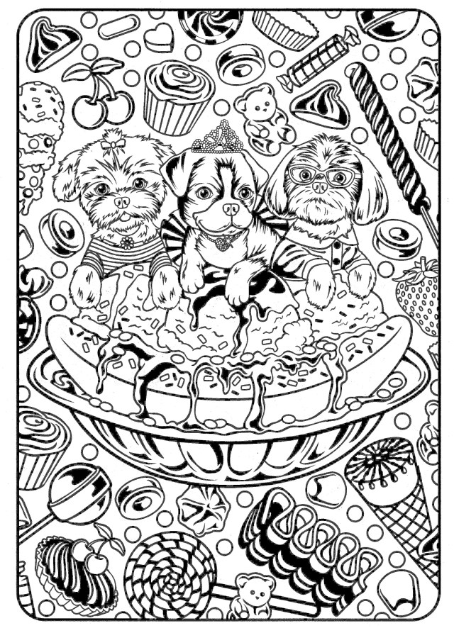 Cute Coloring Pages - Best Coloring Pages For Kids