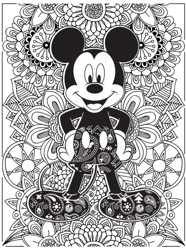 coloring pages disney # 61