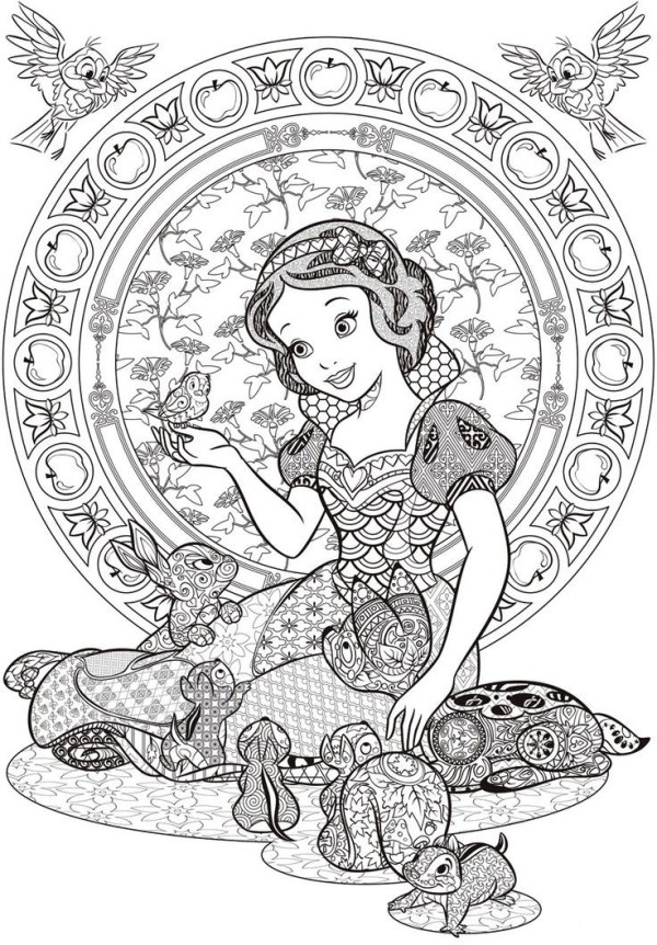 coloring pages disney # 24