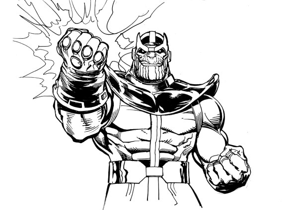 comic book coloring pages # 13