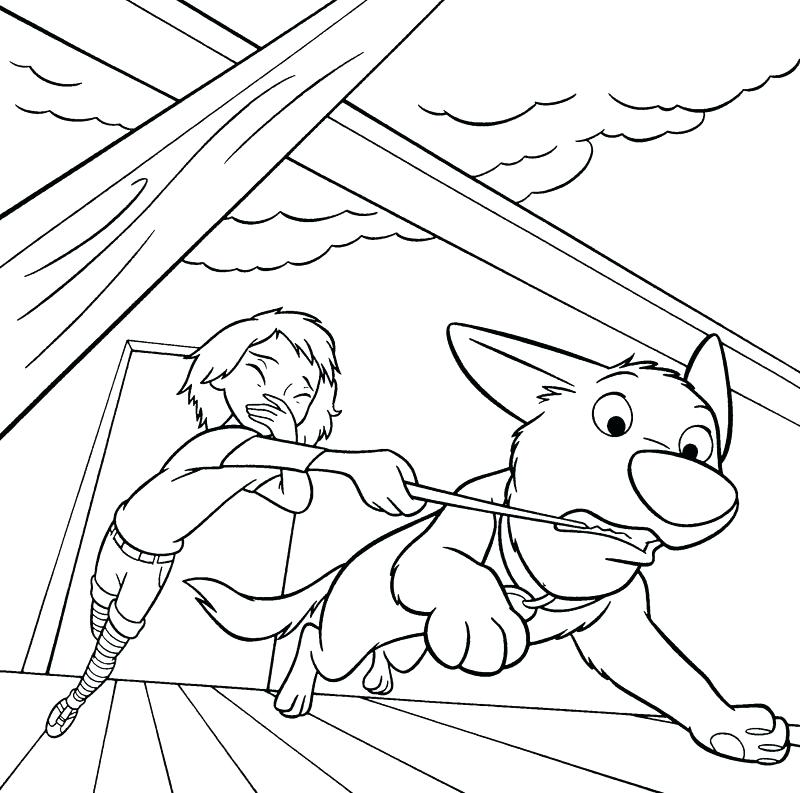 bolt coloring pages  best coloring pages for kids