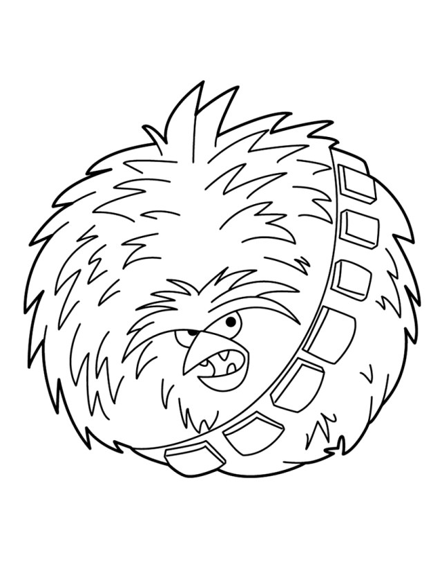 Chewbacca Coloring Pages - Best Coloring Pages For Kids