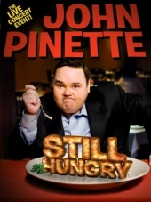 John Pinette ends first tour leg with five shows on Marco Island this week