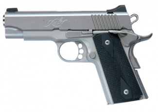 Kimber 1911 Compact Stainless II .45 ACP - Review
