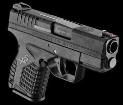 SPRINGFIELD Armory .45 ACP XDs Review