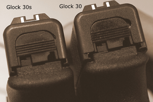 Glock 30S .45 ACP Review