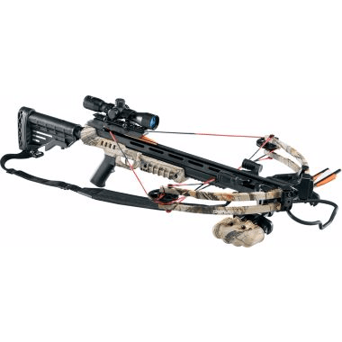 Centerpoint Sniper 370 Review