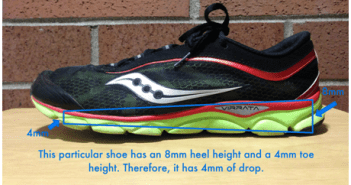 Heel to Toe Differential in a CrossFit Shoe