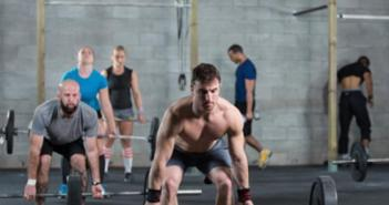 Strength CrossFit Workout