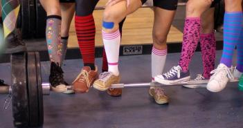 Knee-High Socks for CrossFit