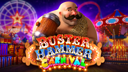 """Yggrasil and ReelPlay present """"Buster Hammer Carnival"""""""