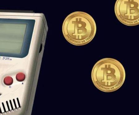 The Nintendo Game Boy can mine Bitcoin