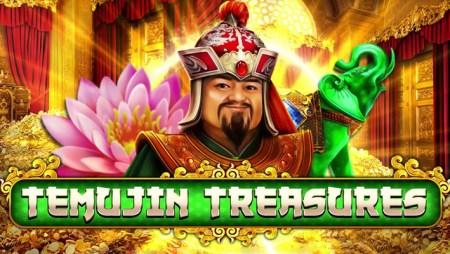 """Pragmatic Play launches video slot called """"Temujin Treasures"""""""