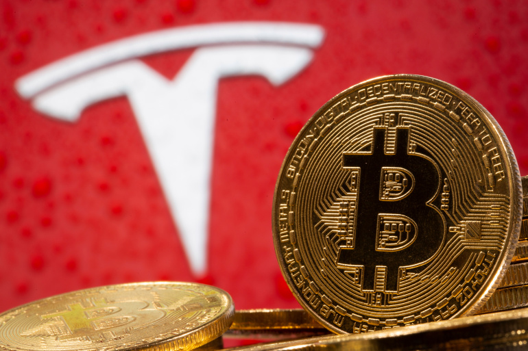 Bitcoin: Price increase after Musk's tweet about the possibility of buying Tesla