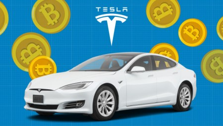 """Elon Musk """"You can now buy a Tesla with bitcoin"""""""