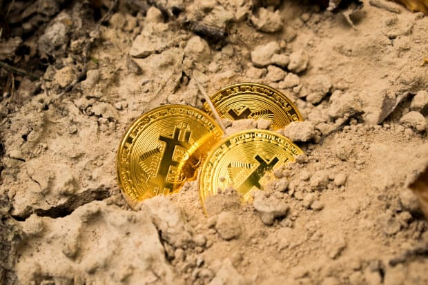 Bitcoin mining difficulty hits record high