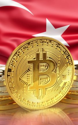 Turkey bans the use of cryptocurrencies