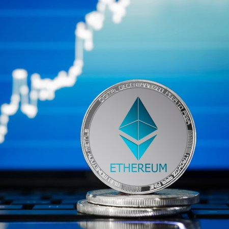Ethereum's price at an all-time-high, over $2.000