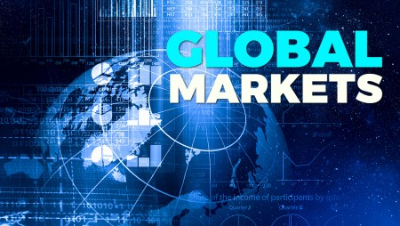 Global markets hit new record highs