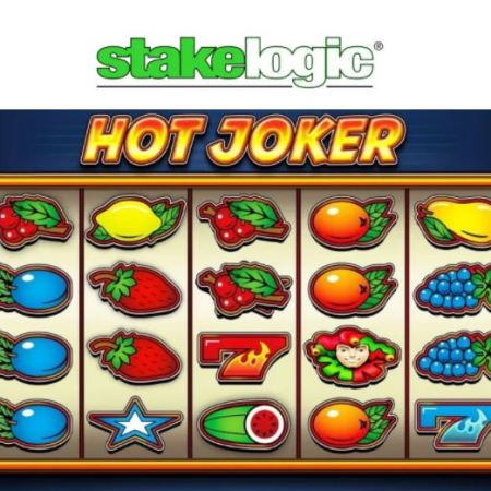 "Stakelogic introduces ""Hot Joker"""